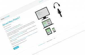 Marcpotard.com nouvelle version