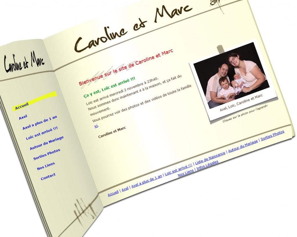 Caroline-marc.com